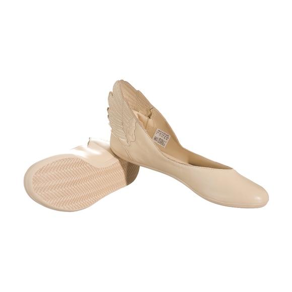 quality design 0cfa0 92b2e Authentic Adidas Jeremy Scott Wing Ballerina Flats